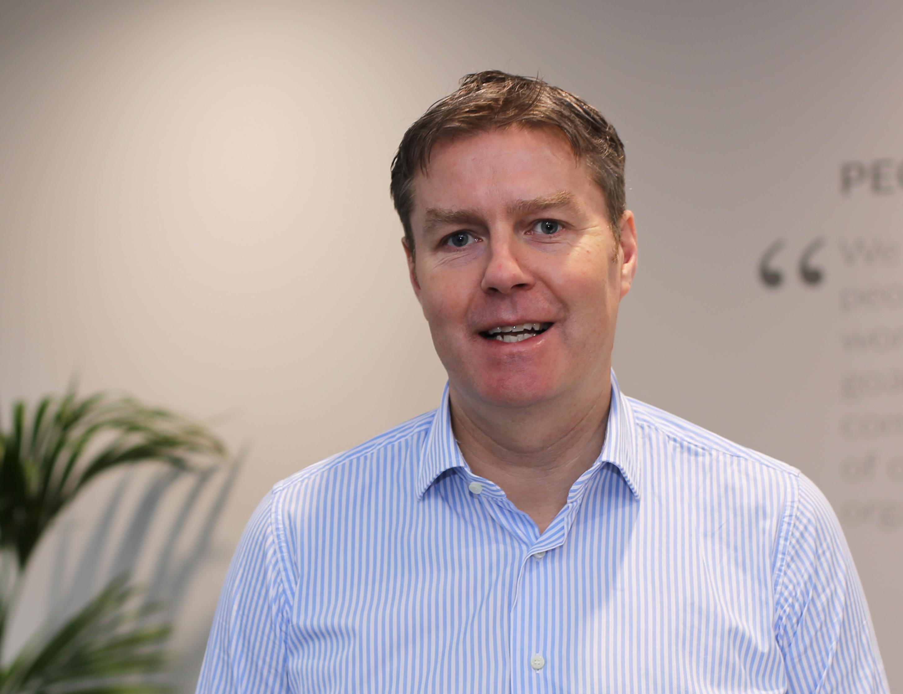 Alan Pearson - CFO