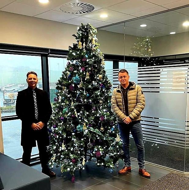 Tendeka Christmas Tree