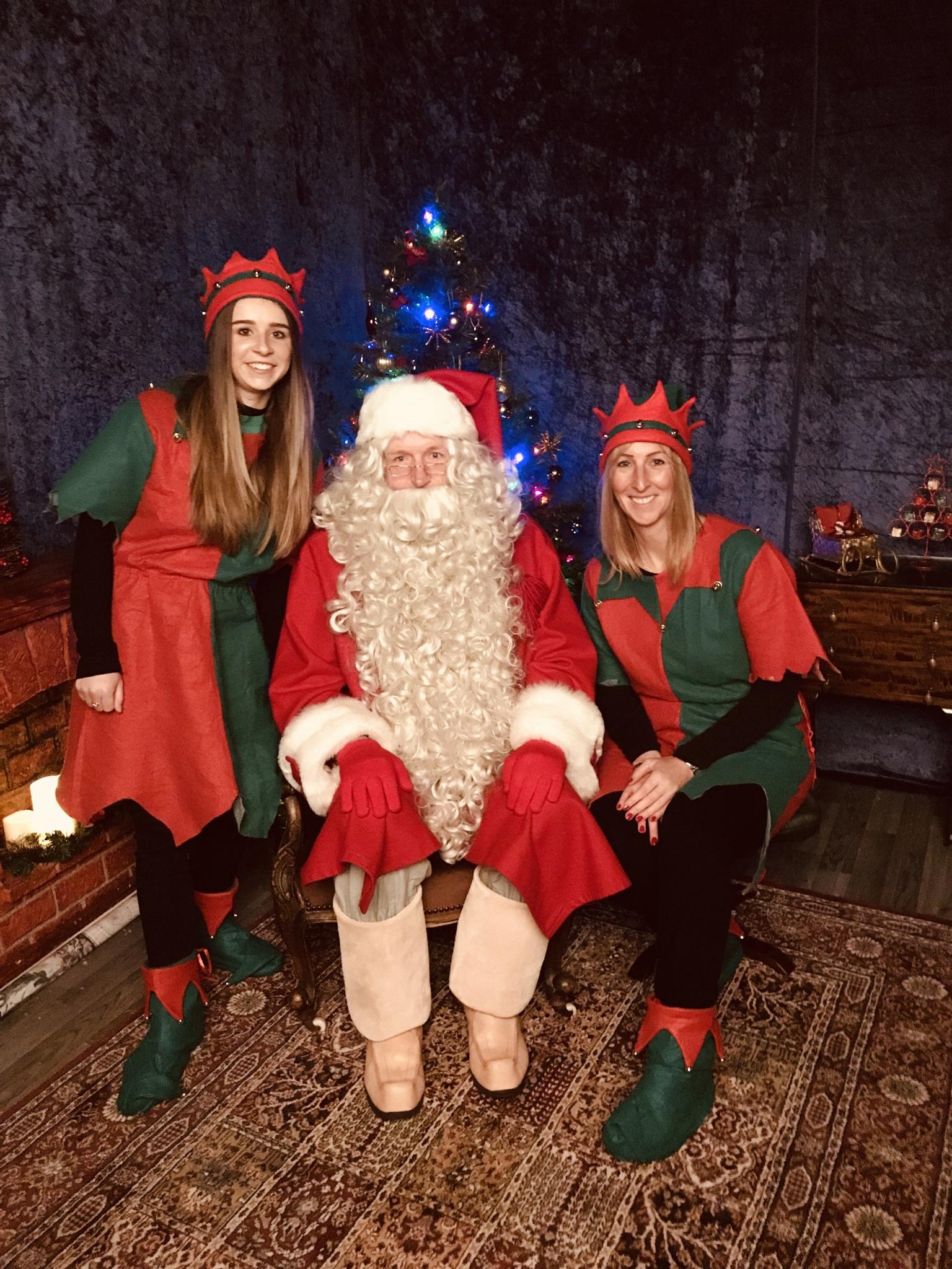 CLAN - Tendeka elves Gillian Fowler and Zoe Gove