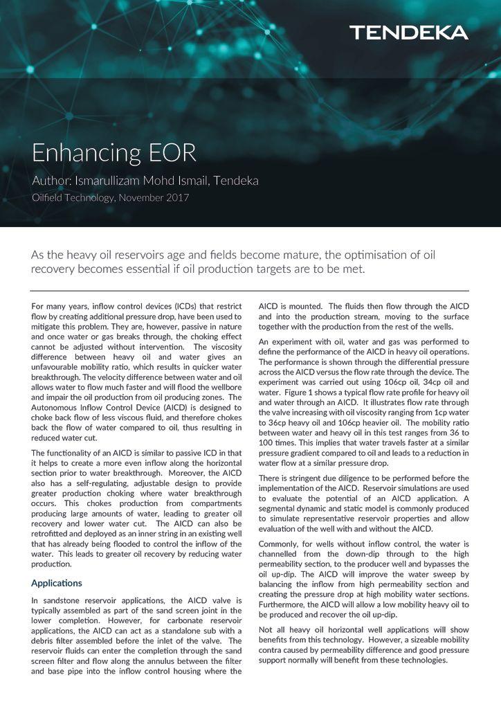thumbnail of Enhancing EOR Article