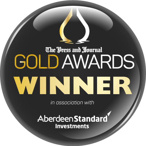 Gold Awards Winner Logo