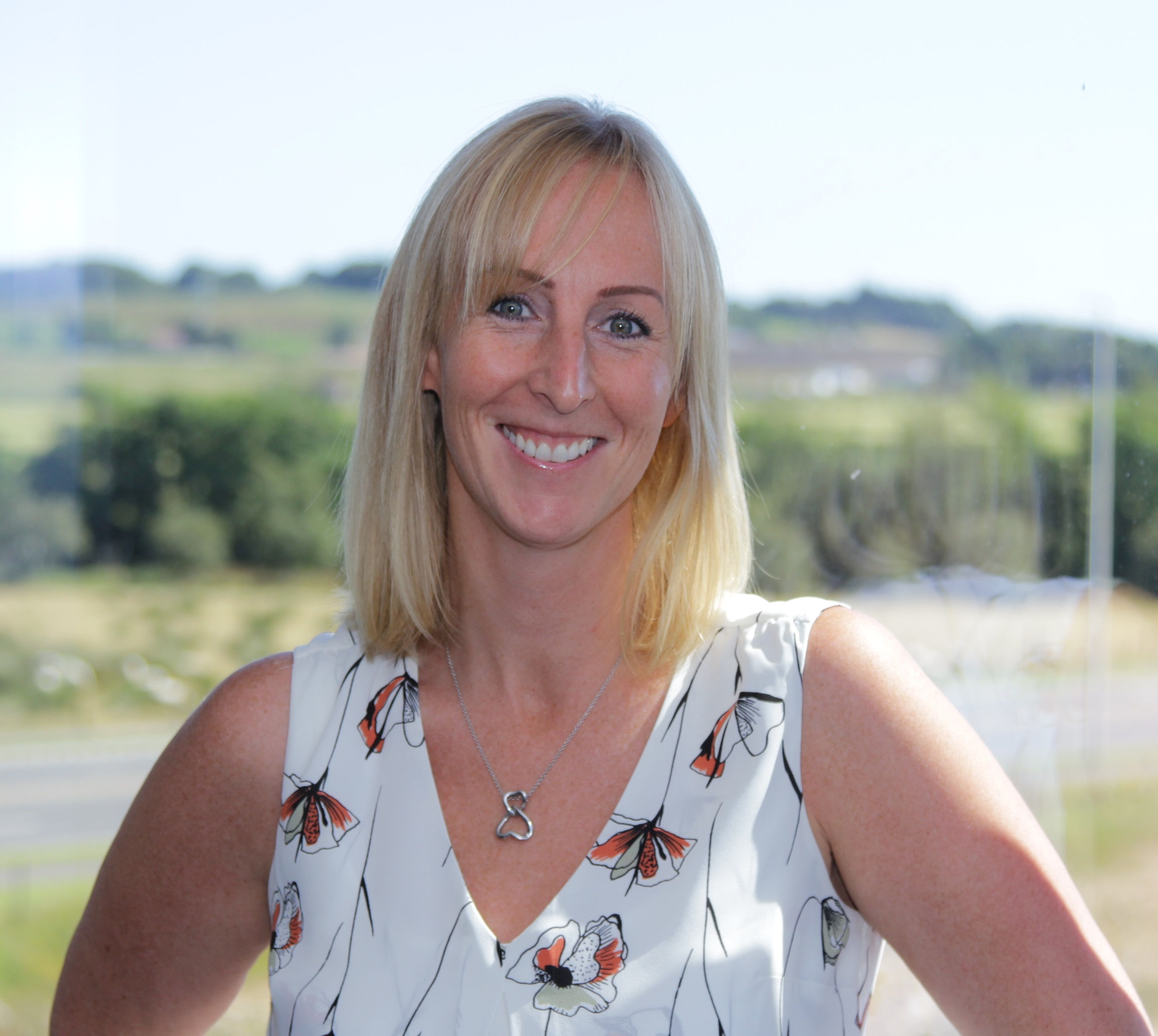 Gillian Fowler -Marketing & Communications Manager, Tendeka