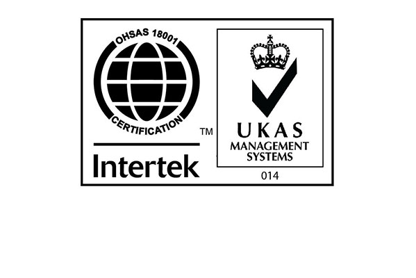 Intertek 18001 Accreditation logo