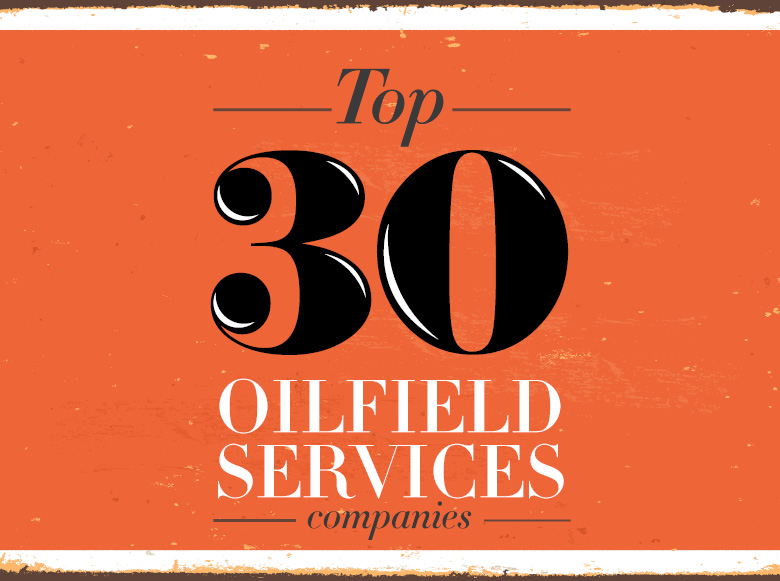 Oil & Gas Middle East Top 30 companies 2019