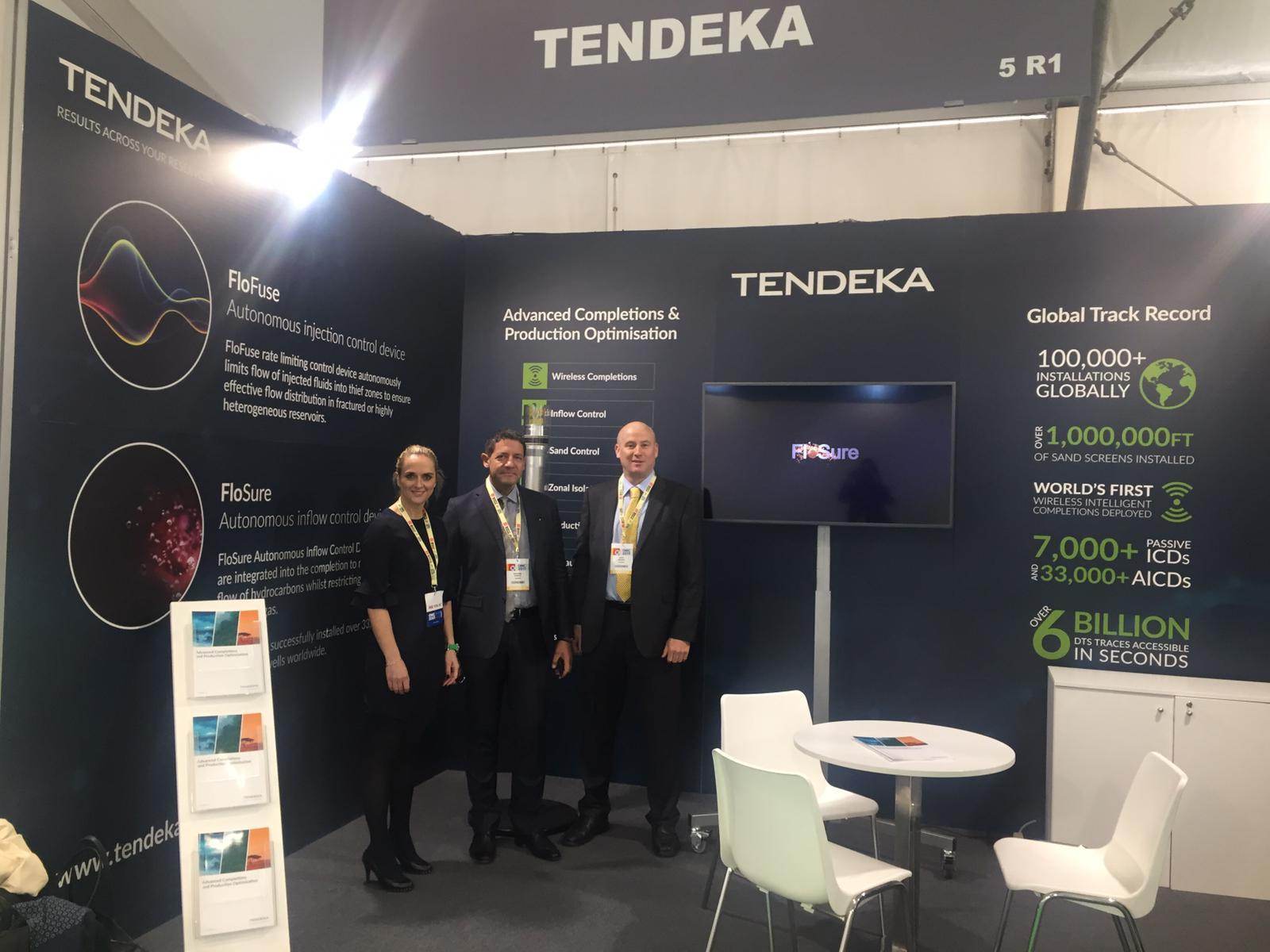OMC2019 Tendeka stand