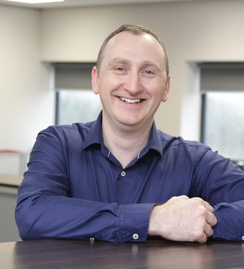 Paul Lynch from Tendeka