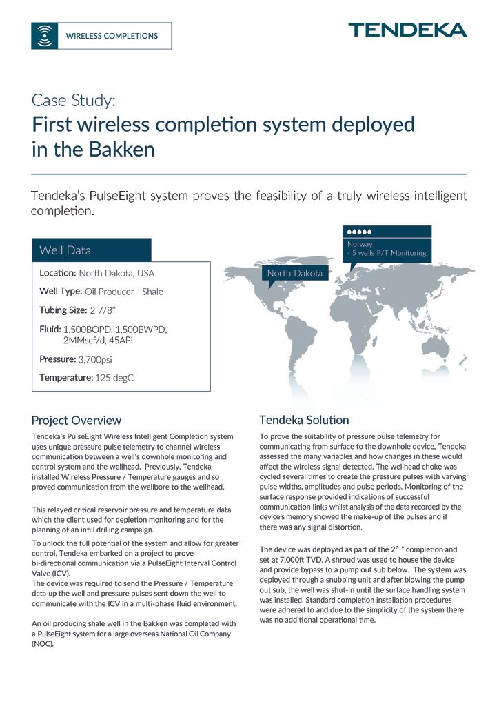 thumbnail of PulseEight first wireless completion_Case Study 4 2017