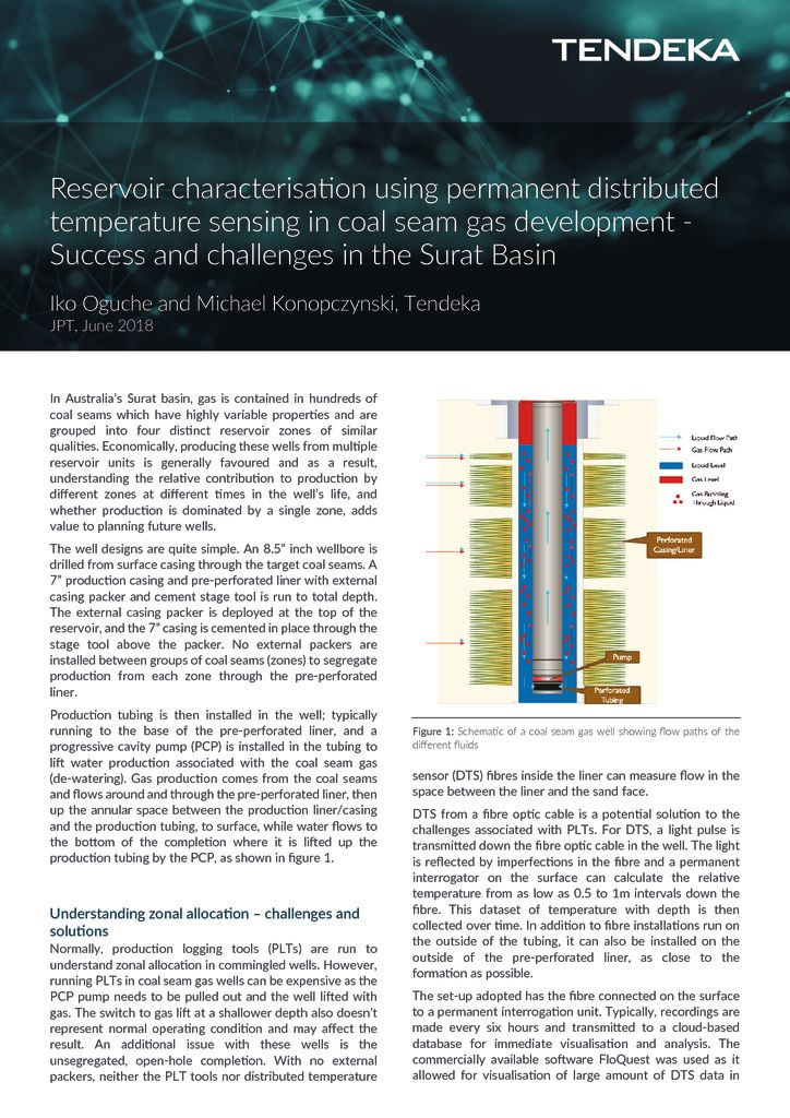 thumbnail of Reservoir Characterisation – JPT June 2018