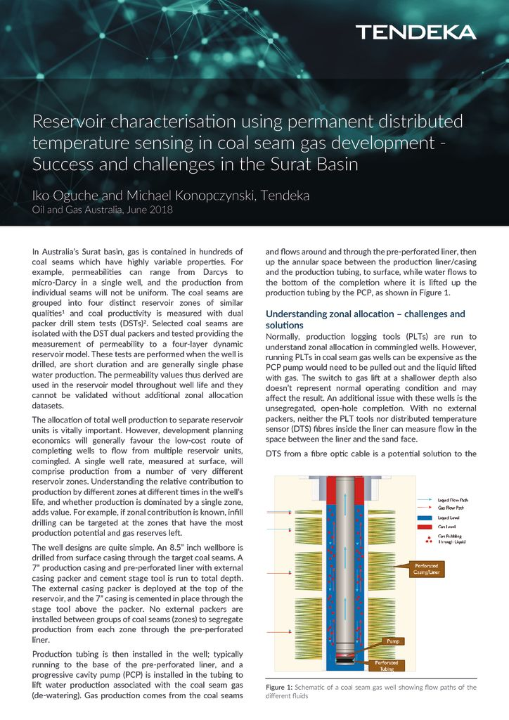 thumbnail of Reservoir Characterisation Oil & Gas Australia June 2018