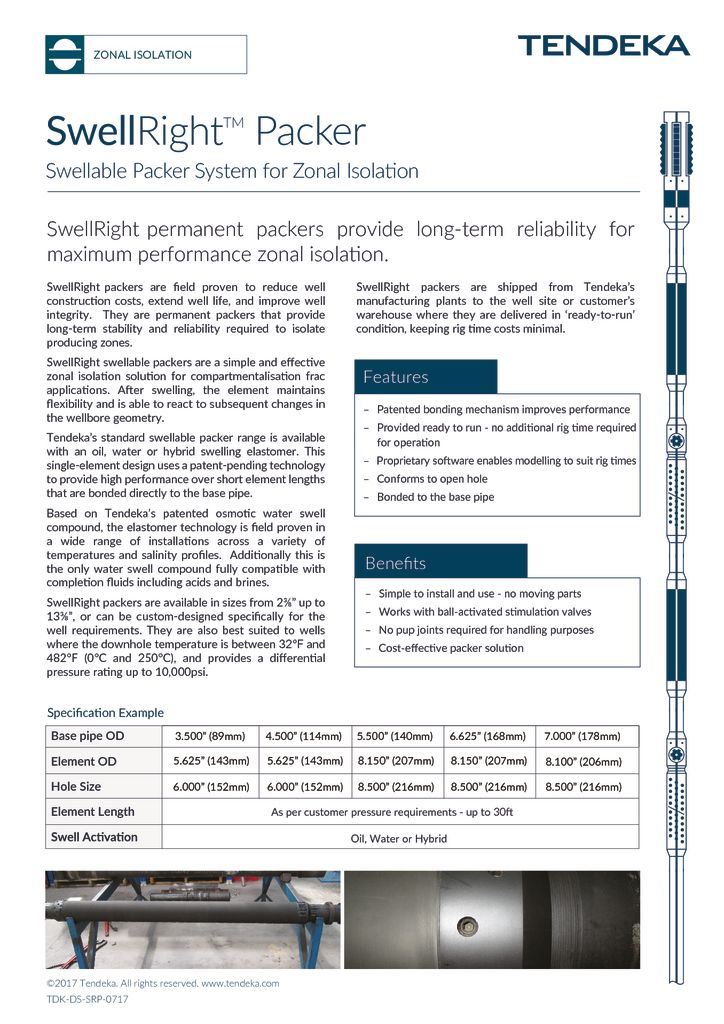 thumbnail of SwellRight Packer Datasheet 2017