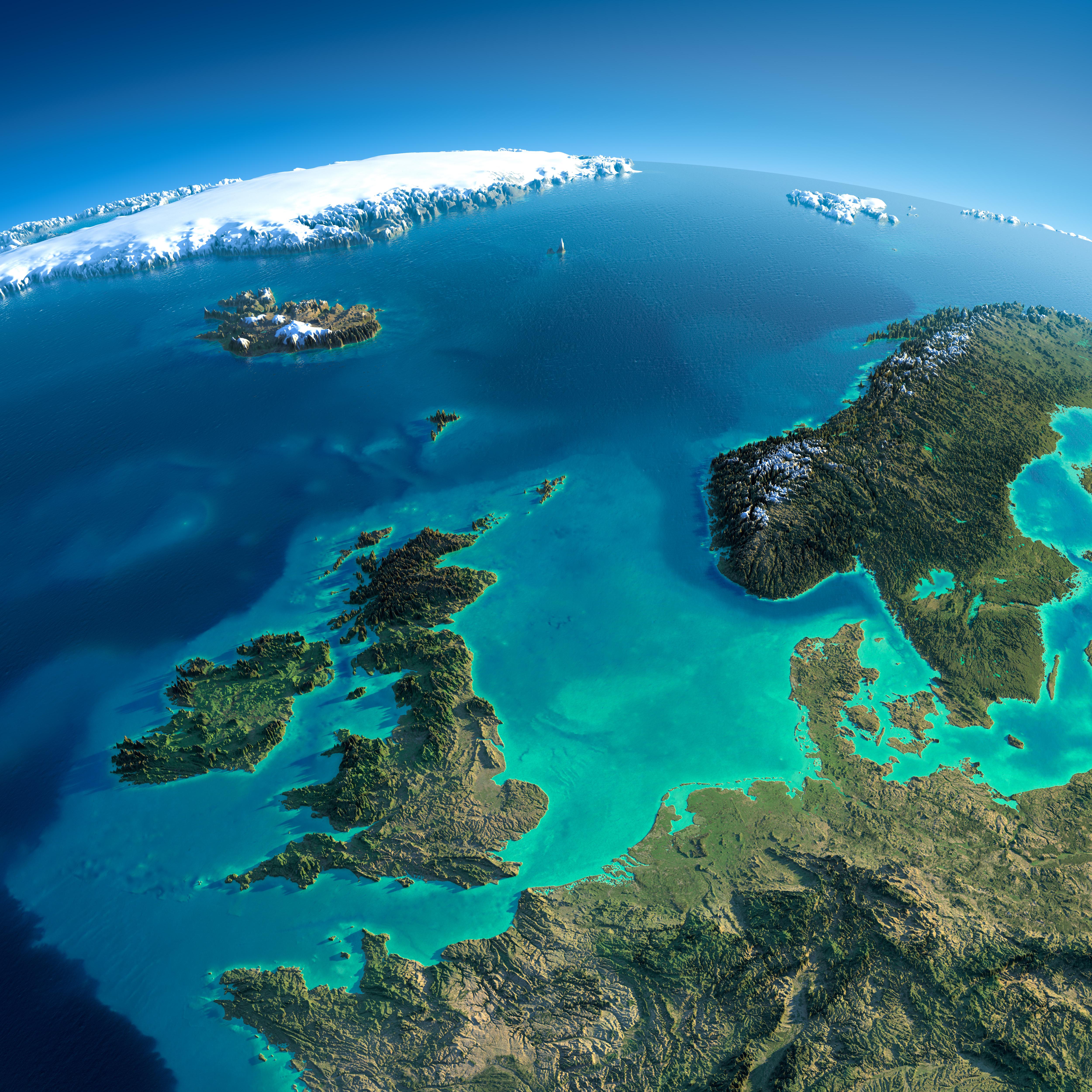 North Sea and Norwegian Continental Shelf