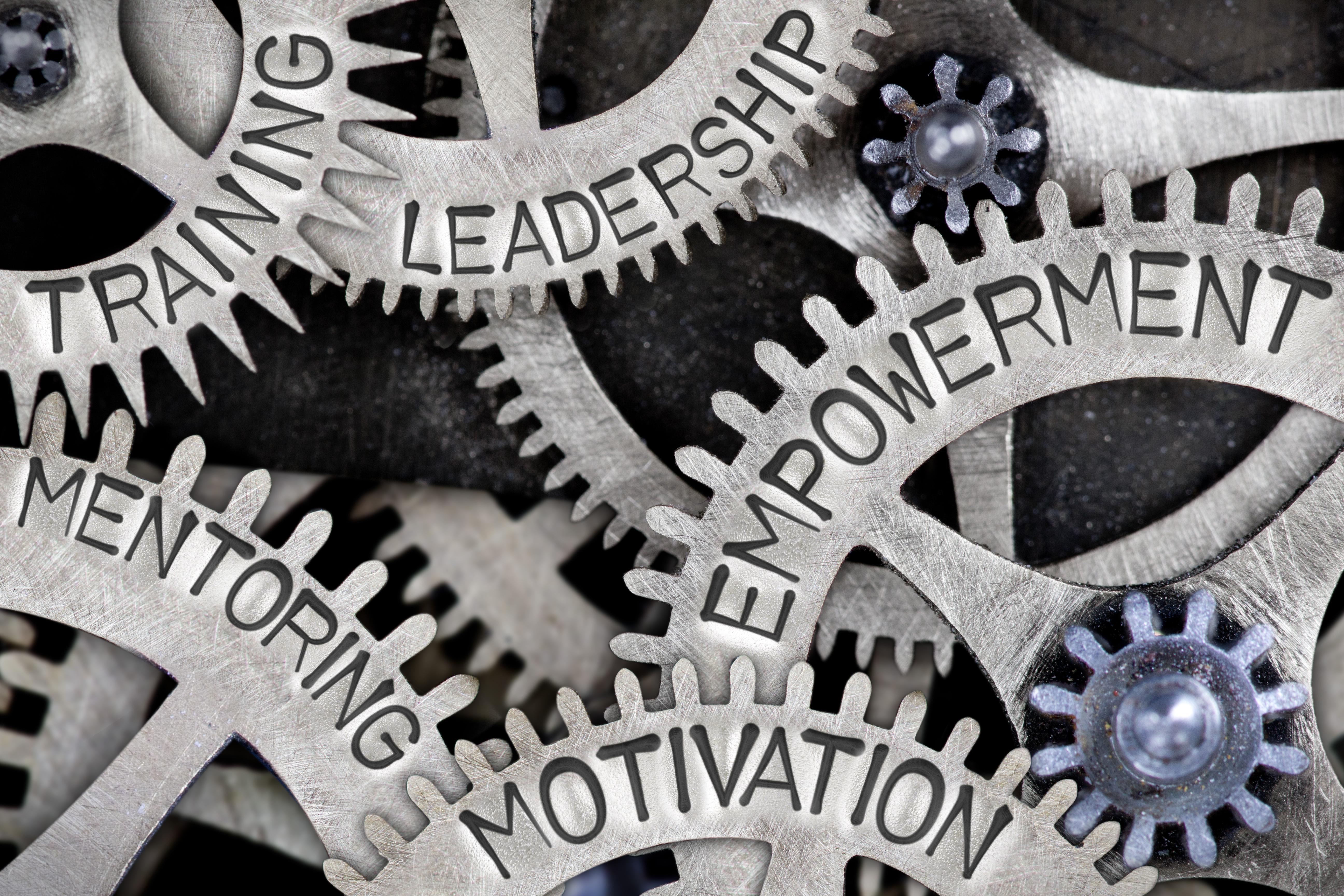 Cogs of leadership